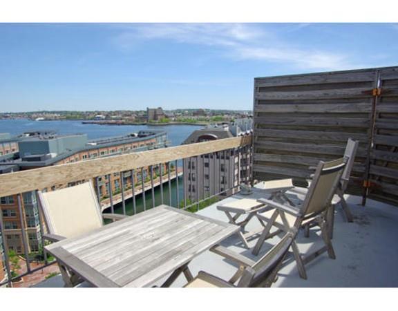 357 Commercial Street #811, Boston, MA 02109 (MLS #72255340) :: Goodrich Residential