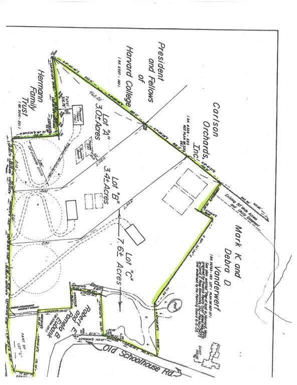 0 Old Schoolhouse Rd, Harvard, MA 01451 (MLS #72255552) :: The Home Negotiators