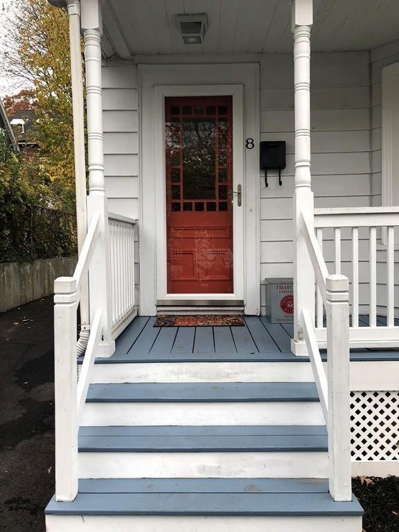 8 Churchill St #1, Milton, MA 02186 (MLS #72256016) :: Charlesgate Realty Group
