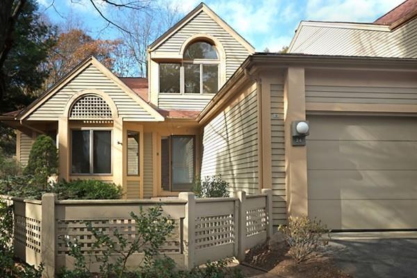7 Wainwright Road #24, Winchester, MA 01890 (MLS #72256879) :: Kadilak Realty Group at RE/MAX Leading Edge