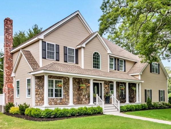90 Bullard St, Sharon, MA 02067 (MLS #72257460) :: ALANTE Real Estate