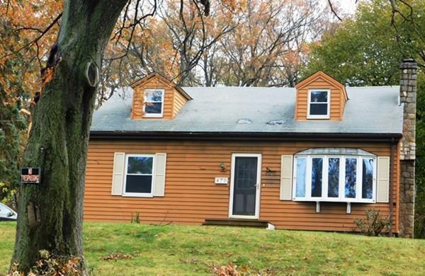 470 Mendon Rd, Attleboro, MA 02703 (MLS #72257734) :: Westcott Properties