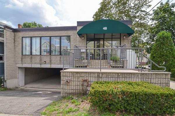 48 Summer St #2, Watertown, MA 02472 (MLS #72259018) :: Vanguard Realty