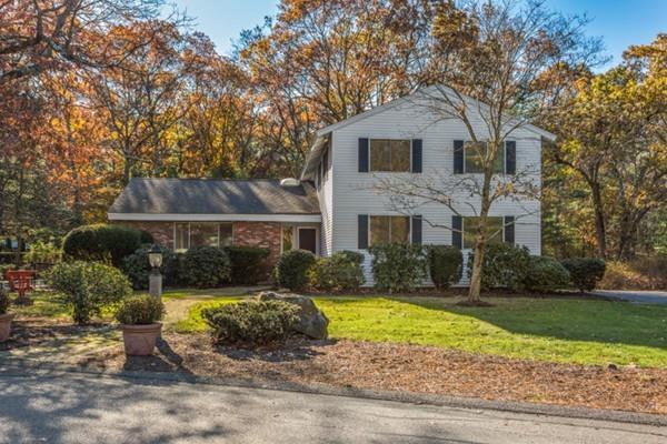 5 Pioneer Cir, Sharon, MA 02067 (MLS #72259224) :: ALANTE Real Estate