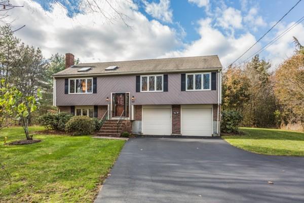 255 Mansfield St, Sharon, MA 02067 (MLS #72259936) :: ALANTE Real Estate