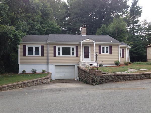 45 1St St, Raynham, MA 02767 (MLS #72260914) :: ALANTE Real Estate