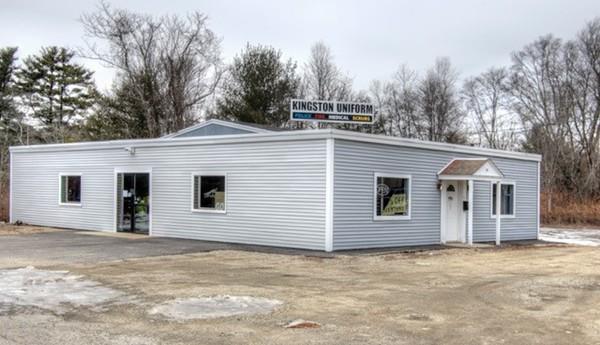 70 Summer St., Kingston, MA 02364 (MLS #72261919) :: ALANTE Real Estate