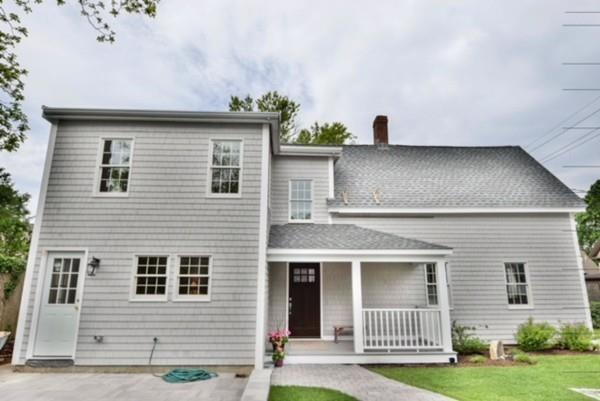 11 Washington St., Plymouth, MA 02360 (MLS #72263508) :: Goodrich Residential