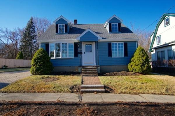 38 1/2 Abington Avenue, Peabody, MA 01960 (MLS #72263698) :: Exit Realty
