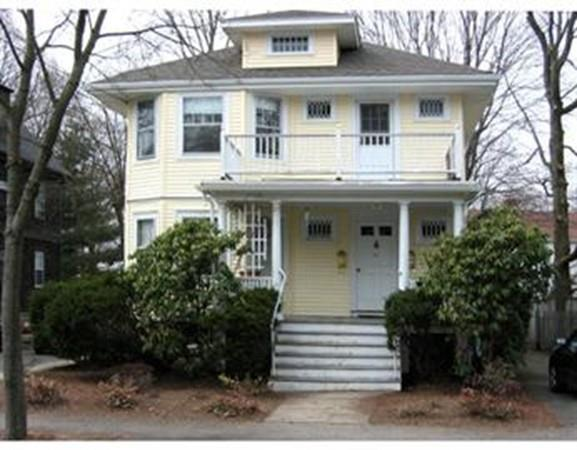 41 Aberdeen St #1, Newton, MA 02461 (MLS #72263950) :: Charlesgate Realty Group