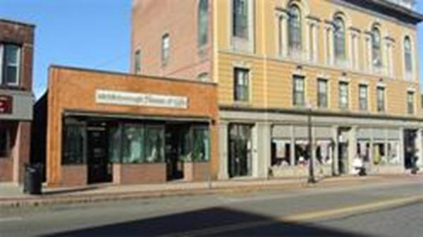 19-21 Center Street #1, Middleboro, MA 02346 (MLS #72264706) :: Anytime Realty