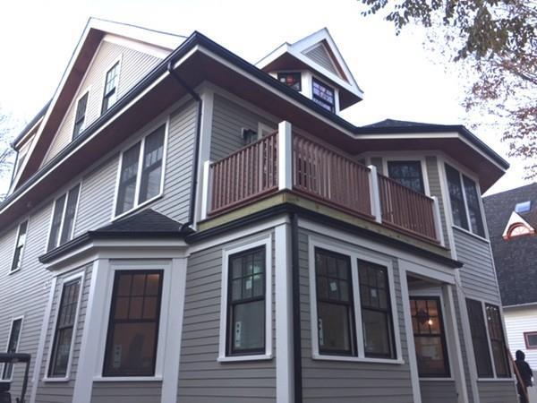 40 Thorndike Street #1, Brookline, MA 02446 (MLS #72264861) :: Vanguard Realty