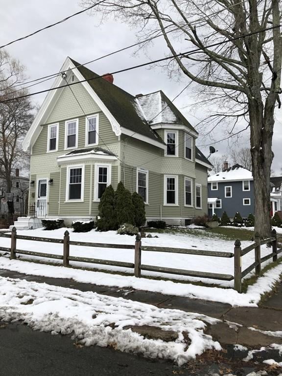 201 Whitman Avenue, Whitman, MA 02382 (MLS #72265458) :: Keller Williams Realty Showcase Properties