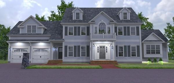 5 Horseshoe Lane (Lot 7), Canton, MA 02021 (MLS #72267526) :: Goodrich Residential