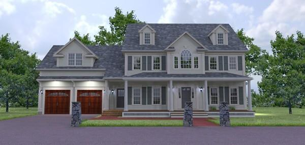 55 Saddleback Lane (Lot 10), Canton, MA 02021 (MLS #72267530) :: Goodrich Residential