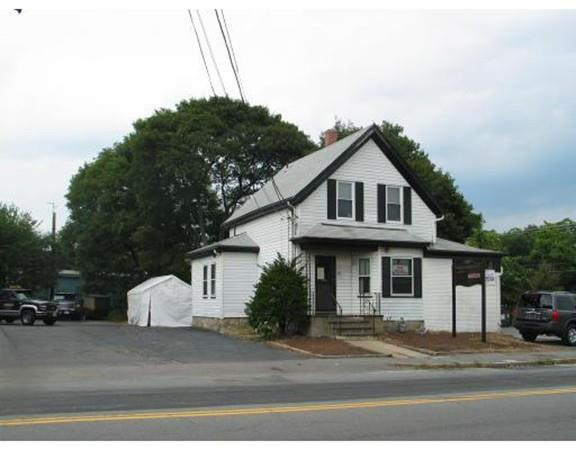 880 S Franklin St, Holbrook, MA 02343 (MLS #72267764) :: Keller Williams Realty Showcase Properties