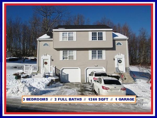 34 Ledgecrest Drive, Worcester, MA 01603 (MLS #72269783) :: Goodrich Residential
