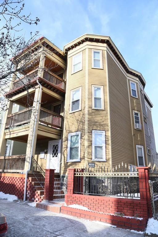 418 Talbot Ave, Boston, MA 02124 (MLS #72271801) :: Keller Williams Realty Showcase Properties
