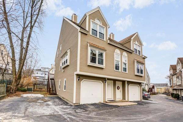 96 North St #7, Somerville, MA 02144 (MLS #72271848) :: Commonwealth Standard Realty Co.