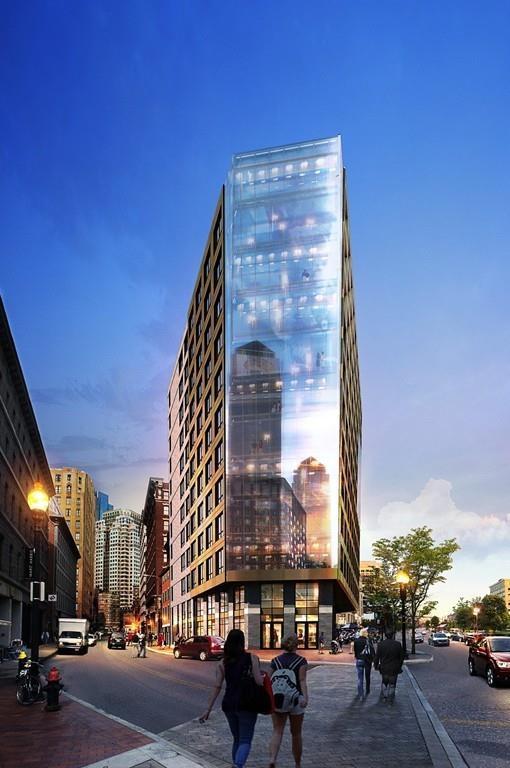 110 Broad Street #703, Boston, MA 02110 (MLS #72271902) :: Charlesgate Realty Group
