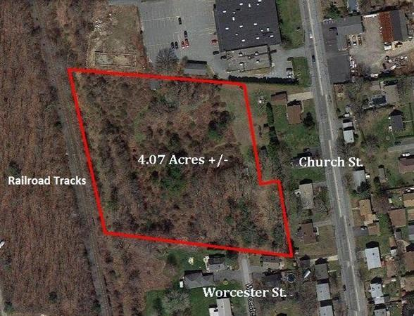 00 Worcester St, New Bedford, MA 02745 (MLS #72272097) :: Berkshire Hathaway HomeServices Mel Antonio Real Estate