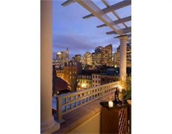 44 Prince #510, Boston, MA 02113 (MLS #72272187) :: Commonwealth Standard Realty Co.