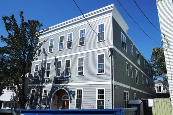 37 Mercer Street #1, Boston, MA 02127 (MLS #72272374) :: Charlesgate Realty Group