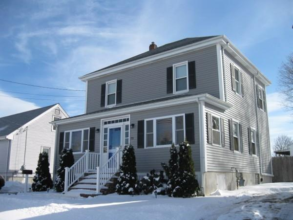 72 Grant St., New Bedford, MA 02740 (MLS #72277176) :: Lauren Holleran & Team