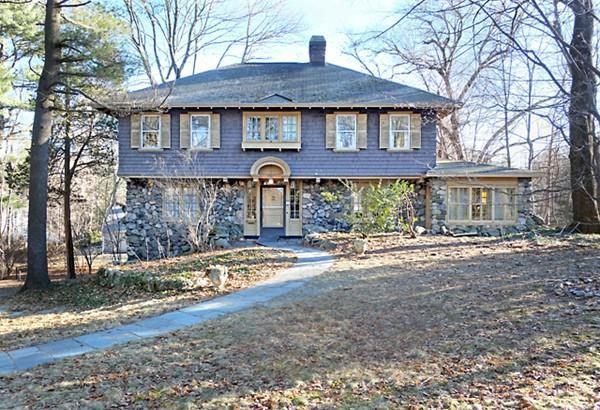 58 Swan, Winchester, MA 01890 (MLS #72277775) :: Goodrich Residential