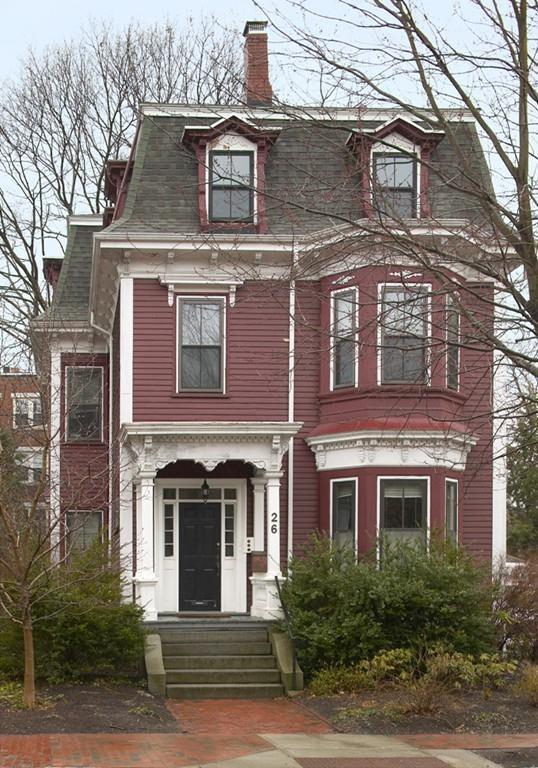26 Linnaean Street #4, Cambridge, MA 02138 (MLS #72278601) :: Driggin Realty Group