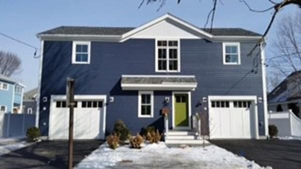 17 Vernon Street #17, Newton, MA 02458 (MLS #72279795) :: Goodrich Residential