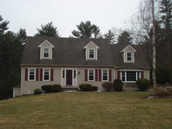 50 Deer Hill Lane, Carver, MA 02330 (MLS #72280228) :: Goodrich Residential