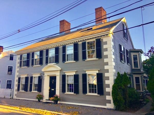 16 Franklin St, Marblehead, MA 01945 (MLS #72280421) :: Westcott Properties