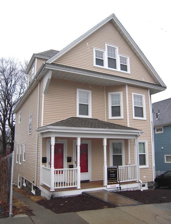 78-80 Birch Street #2, Boston, MA 02131 (MLS #72280755) :: Driggin Realty Group
