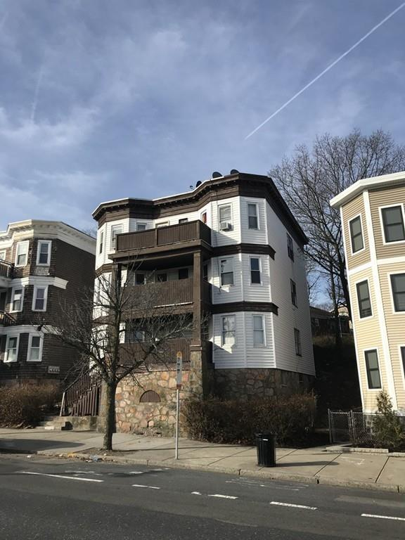 1465 Blue Hill Ave, Boston, MA 02126 (MLS #72280841) :: Driggin Realty Group