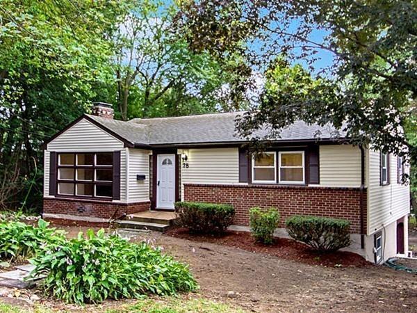 78 Colburn Street, Waltham, MA 02453 (MLS #72280969) :: Goodrich Residential