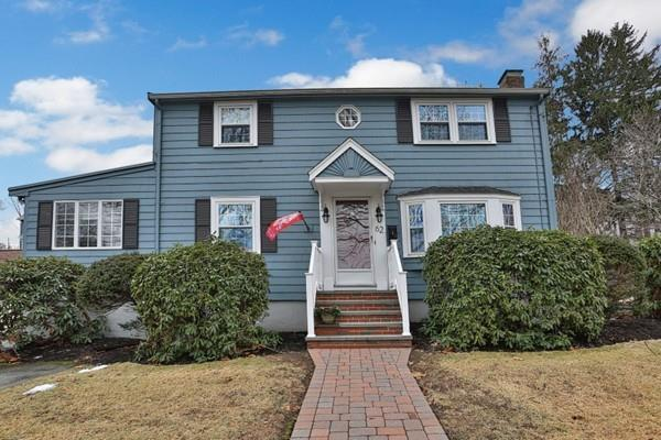 62 Sycamore Road, Melrose, MA 02176 (MLS #72281290) :: Goodrich Residential