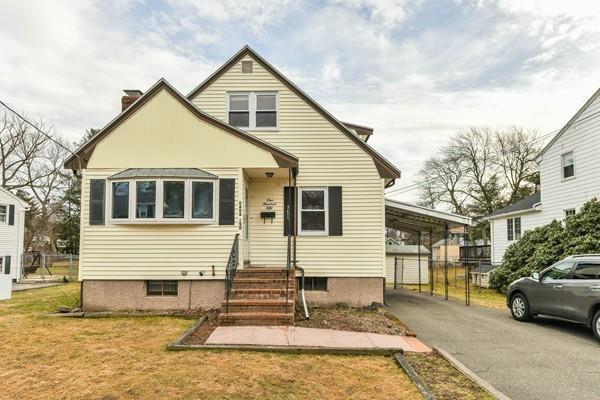 150 Bonham Rd, Dedham, MA 02026 (MLS #72281581) :: Goodrich Residential