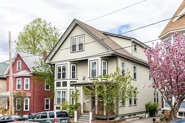 58 Weld Hill Street #1, Boston, MA 02130 (MLS #72283982) :: Hergenrother Realty Group
