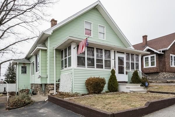 196 Delmont Ave, Worcester, MA 01604 (MLS #72284608) :: Hergenrother Realty Group