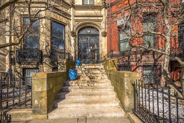 327 Commonwealth Ave. Ph5, Boston, MA 02115 (MLS #72284663) :: Goodrich Residential