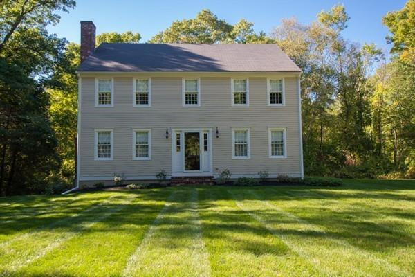 154 Booth Hill Rd, Scituate, MA 02066 (MLS #72284819) :: Commonwealth Standard Realty Co.