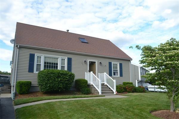 85 Heritage Drive, New Bedford, MA 02745 (MLS #72285758) :: Westcott Properties
