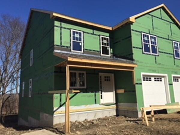 376 Salem St #376, Haverhill, MA 01835 (MLS #72286370) :: Westcott Properties