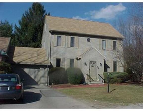 164 Mill #164, Stoughton, MA 02072 (MLS #72288227) :: Westcott Properties