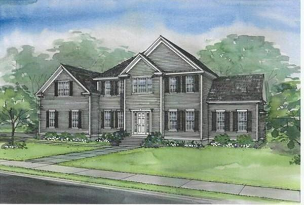 Lot 4 Rawson Farm Road, Mendon, MA 01756 (MLS #72289695) :: Goodrich Residential