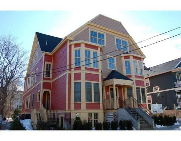 18 Whitney Ave #1, Cambridge, MA 02139 (MLS #72292055) :: Vanguard Realty