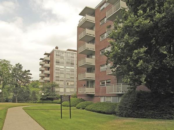 70-80 Park St 51 & 52, Brookline, MA 02446 (MLS #72292368) :: Goodrich Residential