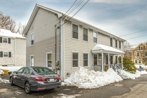 107 Holten St #2, Danvers, MA 01923 (MLS #72293777) :: Exit Realty