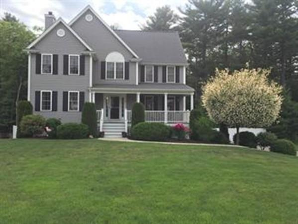 8 Goff Rd, Norton, MA 02766 (MLS #72294362) :: ALANTE Real Estate